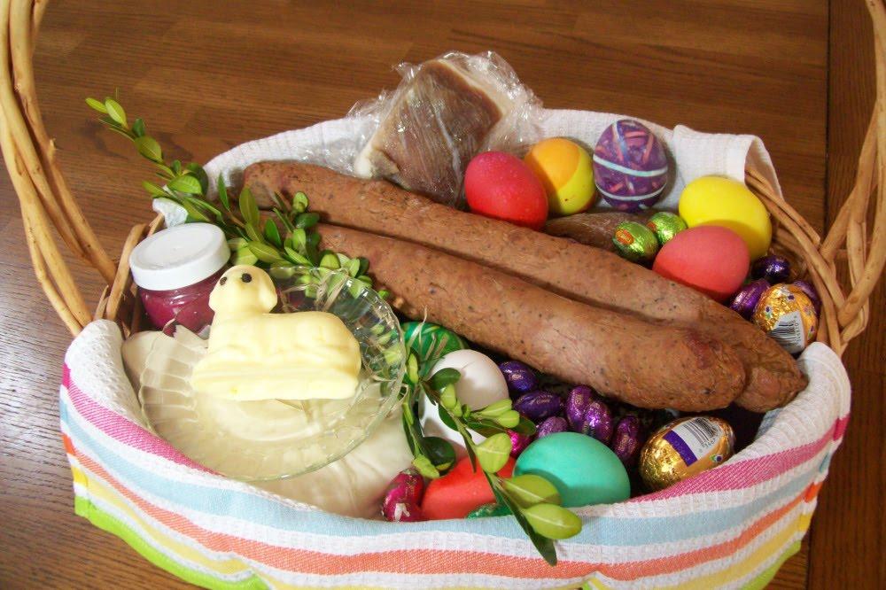 Easter Sunday Cake